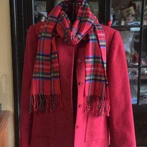 Scottish Cashmere Scarf New